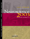 Cover of Neuroscience 2003 program