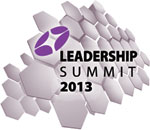 Leadership Summit 2013