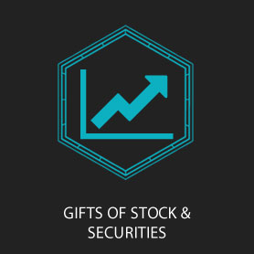 Gifts of Stock & Securities